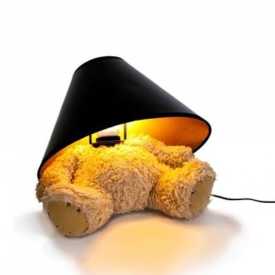 Креативная лампа Teddy Bear Lamp