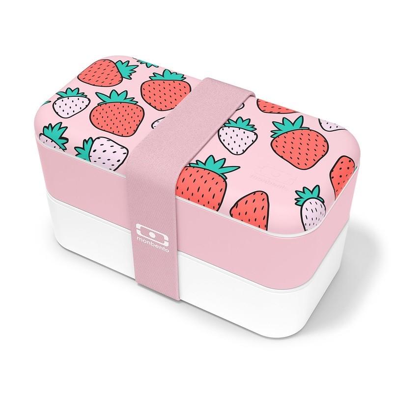 Ланч-бокс Monbento Original made in France Strawberry (11124013)