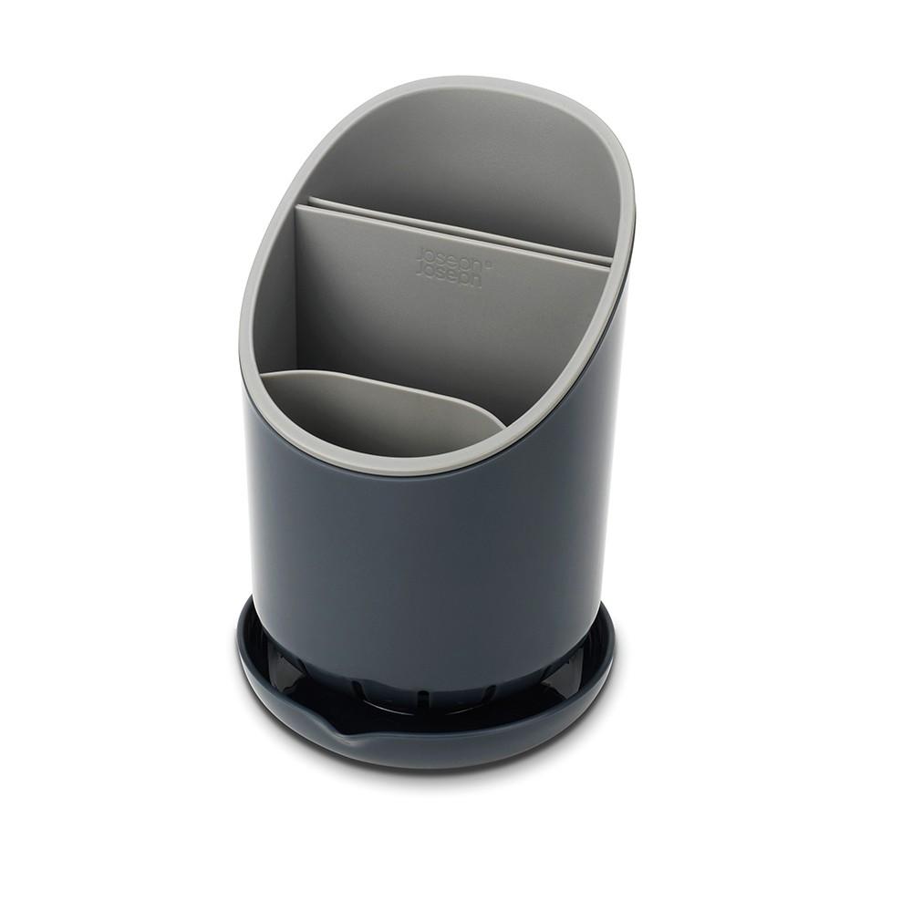 Сушилка для столовых приборов со сливом Dock