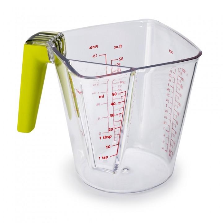Универсальный мерный стакан 2-in-1 Joseph Joseph Measuring Jug (40067)
