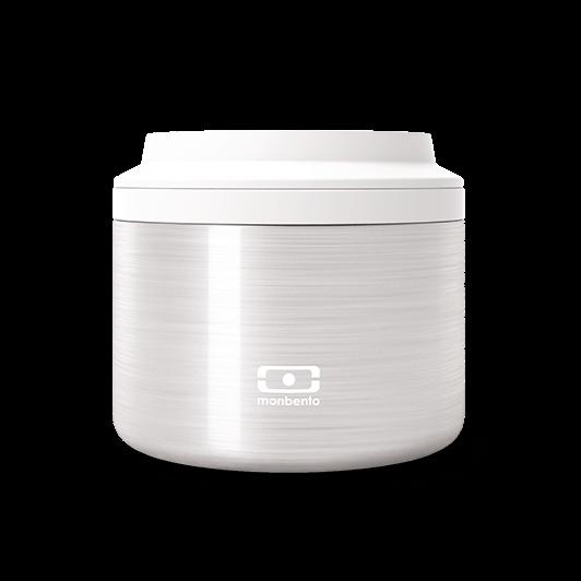 Ланч-бокс термос Monbento Element Grey (4011 01 0000)