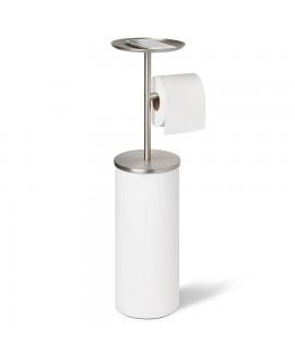 Держатель-органайзер для туалетной бумаги Umbra Potaloo Stand White (1012487-670)