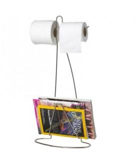 Держатель для журналов и туалетной бумаги Loo read