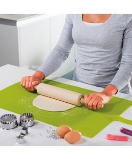 Закручивающийся коврик для теста Roll-up