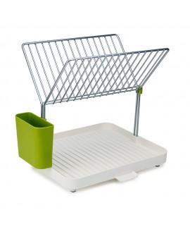 Сушилка для посуды и столовых приборов 2-уровневая со сливом Y-rack