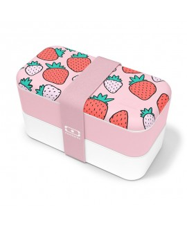 Ланч-бокс Monbento Original made in France Strawberry (11124013)