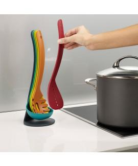 Набор кухонных инструментов Nest Plus разноцветный