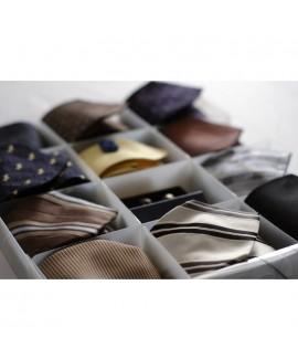 Бокс для хранения галстуков и шарфов