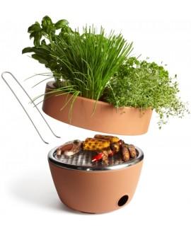 Горшок для приготовления барбекю «Hot-pot bbq»