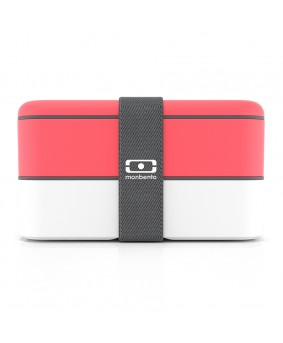Ланч-бокс Monbento Original made in France coral