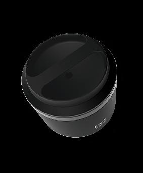 Ланч-бокс термос Monbento Element Черный (4011 01 0002)