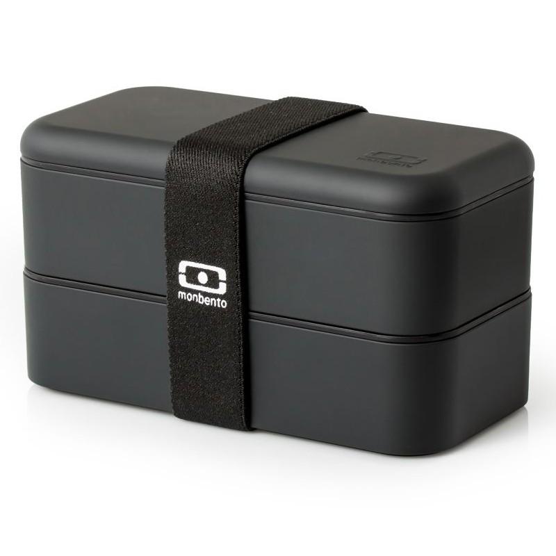 Ланч-бокс Monbento Original made in France black