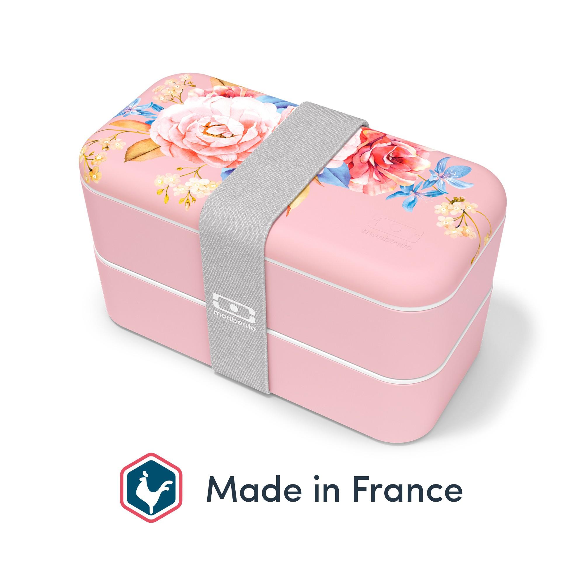 Ланч-бокс Monbento Original made in France Porcelaine Flower (1000 11 120)