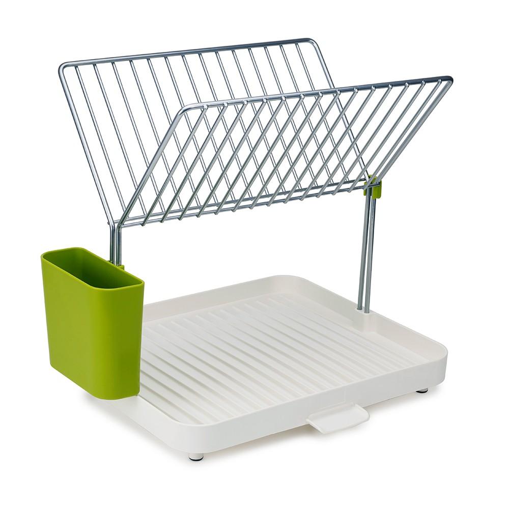 Сушарка для посуду і столових приладів 2-рівнева зі зливом Y-rack