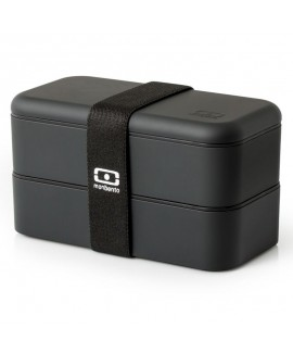 Ланч-бокс Monbento Original made in France Black (1200 02 1022)