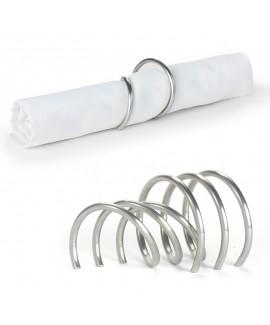 Набір кілець для серветок серії Loop (4 шт)