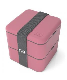 Ланч-бокс Monbento Square Розовый Blush (1200 03 126)