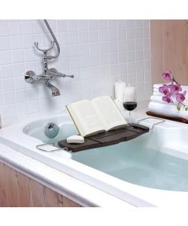 Столик для ванны Aquala Bathtub орех