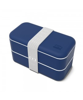 Ланч-бокс Monbento Original made in France blue