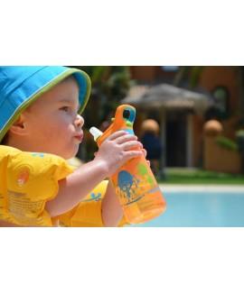 Дитяча пляшечка для води Striker 420 мл