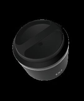 Ланч-бокс термос Monbento Element Чорний (4011 01 0002)