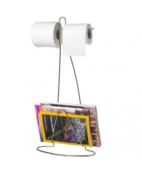 Тримач для журналів і туалетного паперу  Loo read