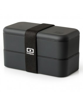 Ланч-бокс Monbento Original made in France black