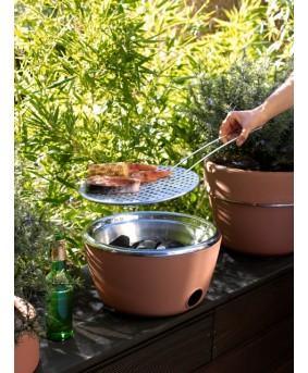 Горщик для приготування барбекю «Hot-pot bbq»
