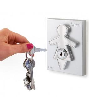 Холдер для ключів з брелком Hers