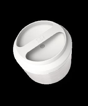 Ланч-бокс термос Monbento Element Сірий (4011 01 0000)